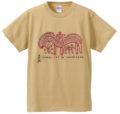 インド先住民アートTシャツ